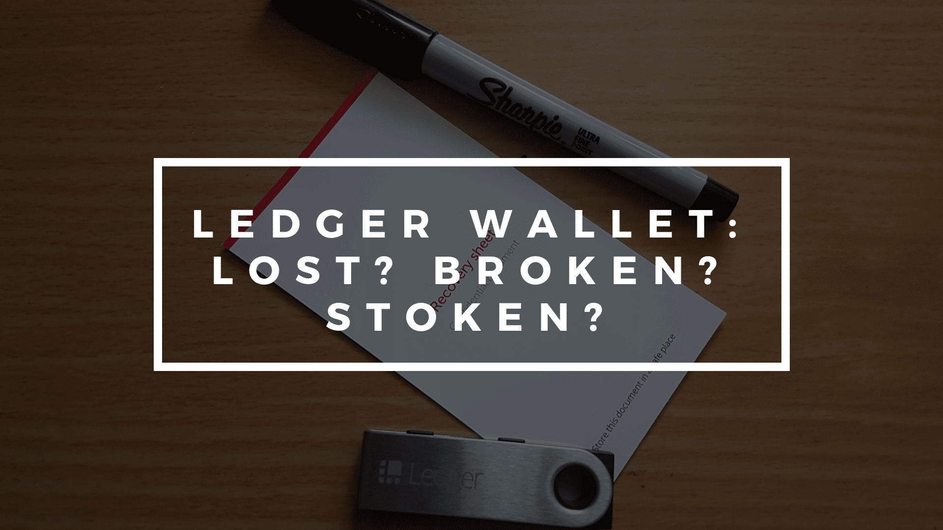 Broken Bitcoin Wallet Recover Who Manages The Bitcoin Ledgers